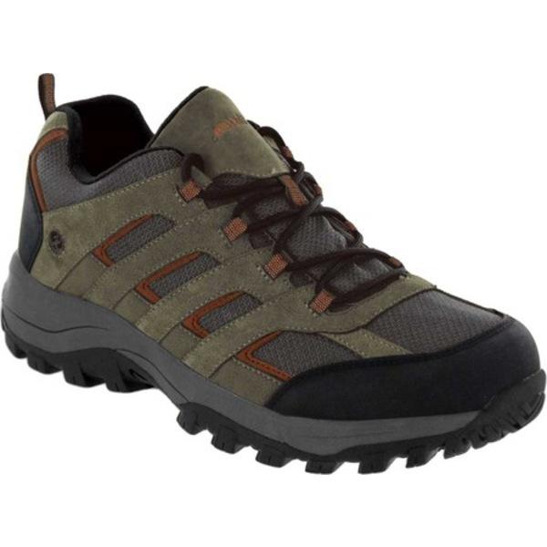 ノースサイドフットウェア メンズ ブーツ&レインブーツ シューズ Gresham Waterproof Hiking Shoe Olive Suede