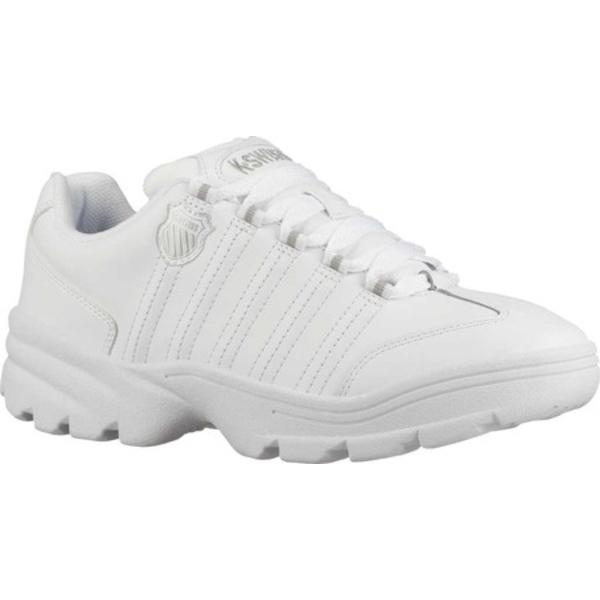 ケースイス メンズ スニーカー シューズ Altezo Sneaker White/Silver