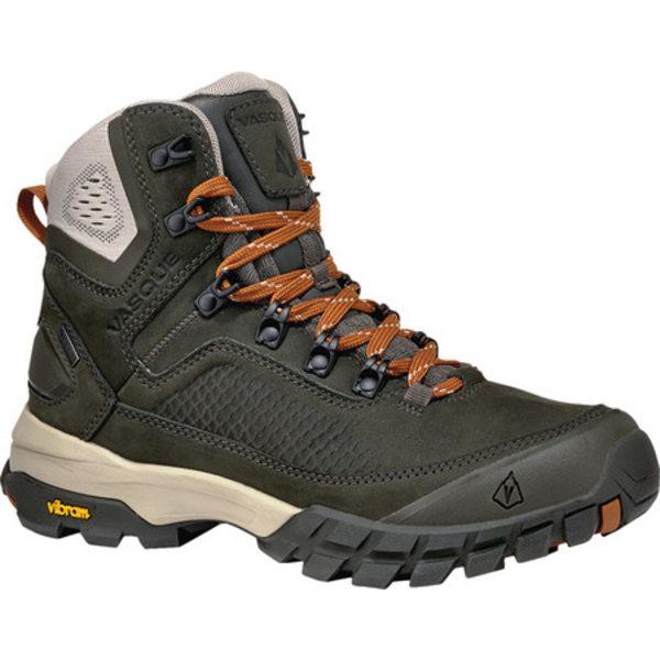バスク レディース ブーツ&レインブーツ シューズ Talus Extended Terrain GTX Hiking Boot Anthracite/Gargoyle