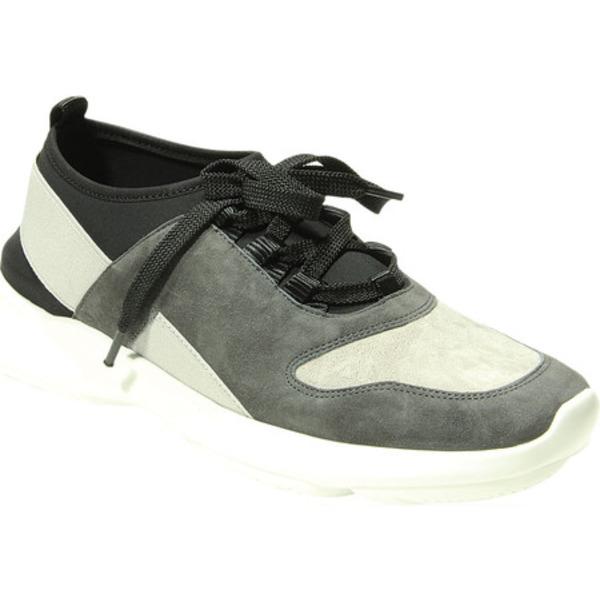 ベネリ レディース スニーカー シューズ Arcis Sport Sneaker Carbon Grey Suede Combo