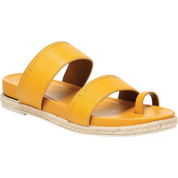 フランコサルト レディース サンダル シューズ Bolivia Toe Loop Sandal Goldenrod Bazini Leather