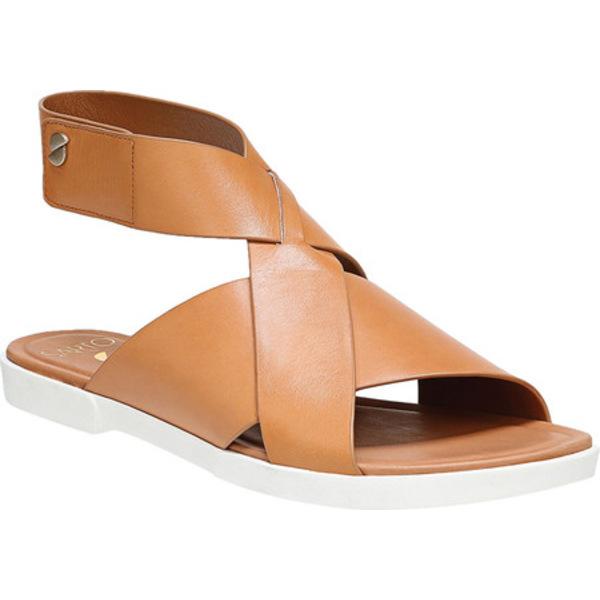 サルトバイフランコサルト レディース サンダル シューズ Akasha Ankle Strap Sandal Roasted Cashew Vachetta Leather