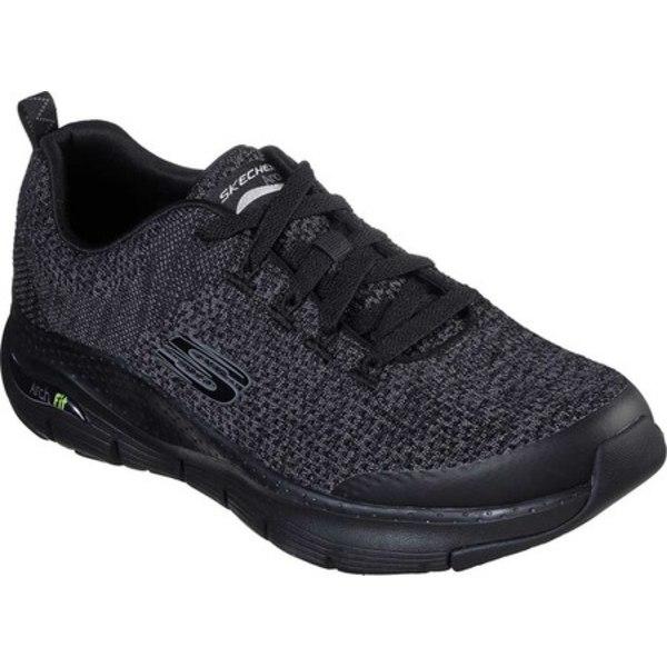 スケッチャーズ メンズ スニーカー シューズ Arch Fit Paradyme Sneaker Black/Black