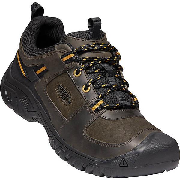【初回限定】 キーン メンズ スニーカー シューズ Keen Men's Targhee III Casual Shoe Black Olive / Harvest Gold, ベビー壱番屋 3583676f