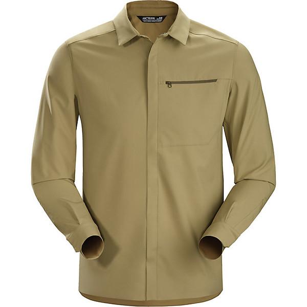 アークテリクス メンズ シャツ トップス Arcteryx Men's Skyline LS Shirt Taxus