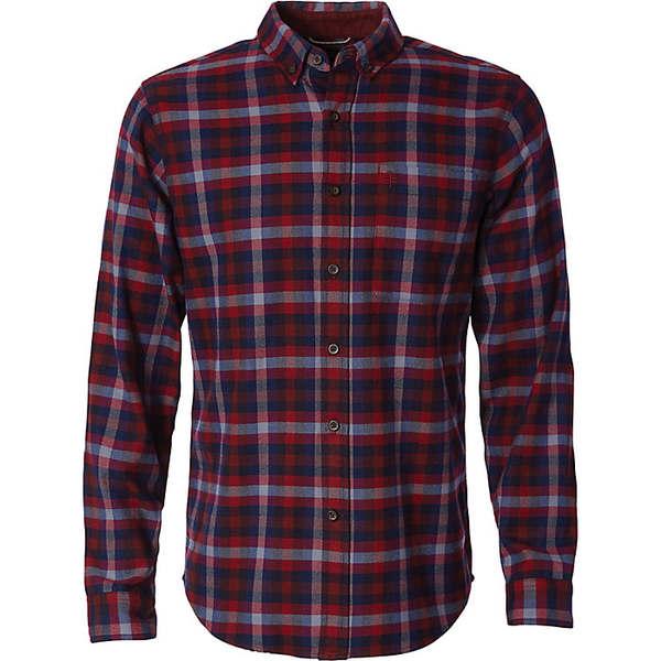 ロイヤルロビンズ メンズ シャツ トップス Royal Robbins Men's Lieback Flannel LS Shirt Cedar