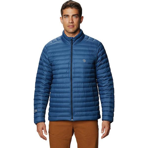 マウンテンハードウェア メンズ ジャケット&ブルゾン アウター Mountain Hardwear Men's Mt Eyak/2 Jacket Blue Horizon