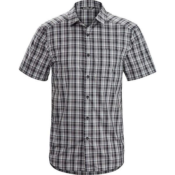 アークテリクス メンズ シャツ トップス Arcteryx Men's Brohm SS Shirt Aeronaut