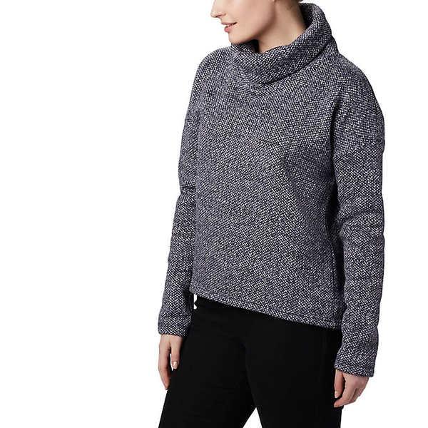 コロンビア レディース ジャケット&ブルゾン アウター Columbia Women's Chillin Fleece Pullover Nocturnal