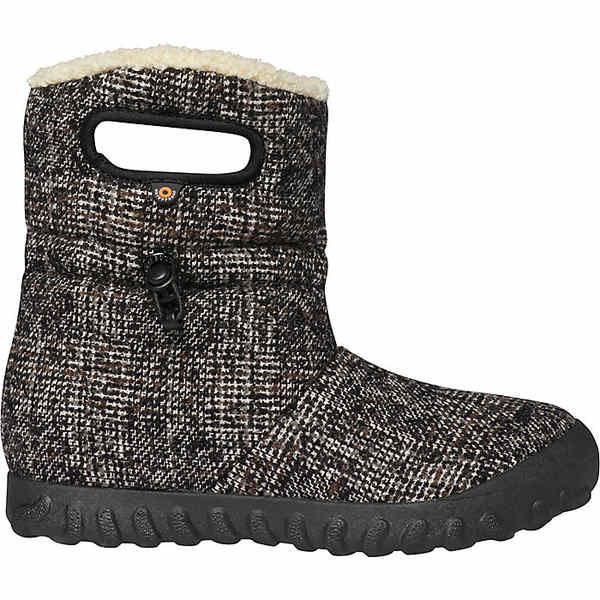 ボグス レディース ブーツ&レインブーツ シューズ Bogs Women's B-Moc Mid Woven Shoe Black Multi