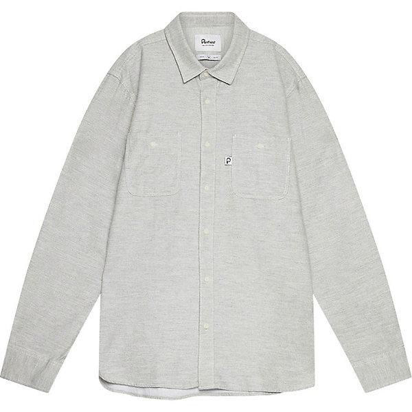 ペンフィールド メンズ シャツ トップス Penfield Men's Blackmer Heather Shirt Grey Marl