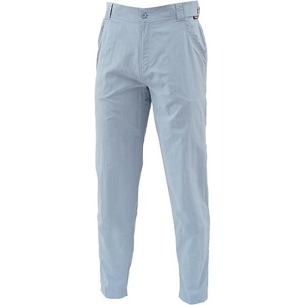シムズ メンズ カジュアルパンツ ボトムス Simms Men's Superlight Pant Grey Blue
