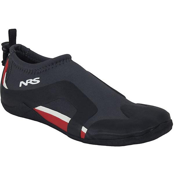 エヌアールエス メンズ ブーツ&レインブーツ シューズ NRS Kinetic Water Shoe Black / Red