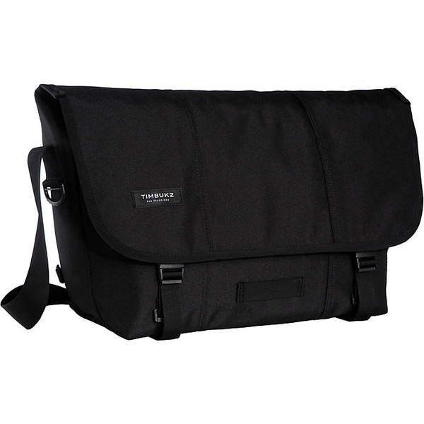 ティムブックツー レディース ボストンバッグ バッグ Timbuk2 Classic Messenger Bag Jet Black