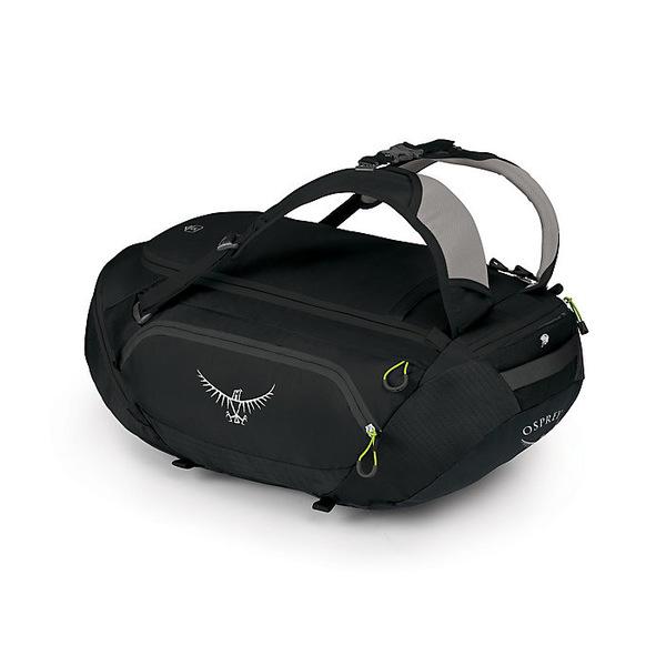 オスプレー レディース ボストンバッグ バッグ Osprey Trailkit Duffel Anthracite Black