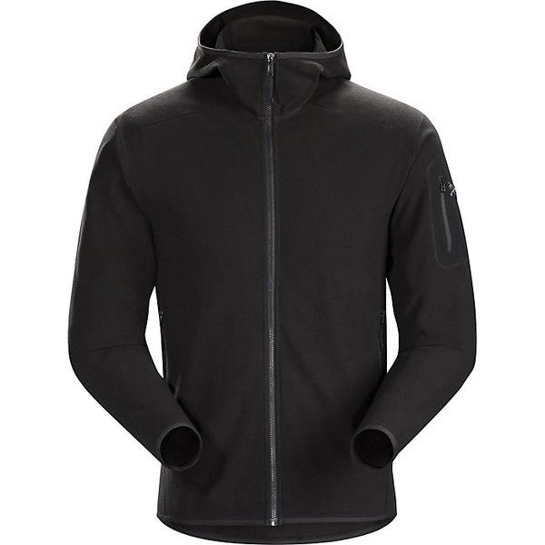 アークテリクス メンズ ジャケット&ブルゾン アウター Arcteryx Men's Delta LT Hoody Black
