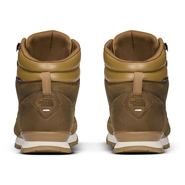 ノースフェイス メンズ ブーツ&レインブーツ シューズ The North Face Men's Back-To-Berkeley Redux Leather Boot Dijon Brown / Tagumi Brown