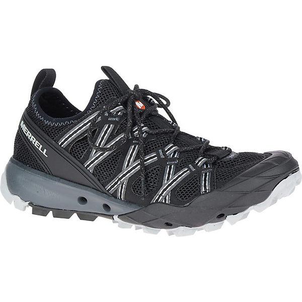 メレル メンズ ハイキング スポーツ Merrell Men's Choprock Shoe Black