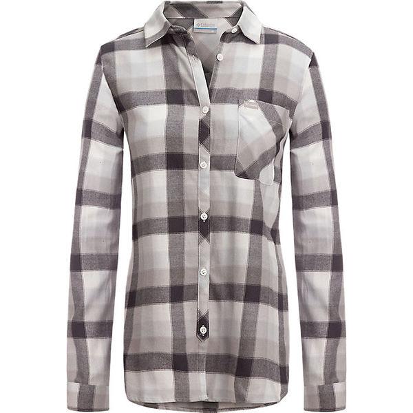 コロンビア レディース シャツ トップス Columbia Women's Simply Put II Flannel Shirt White Check