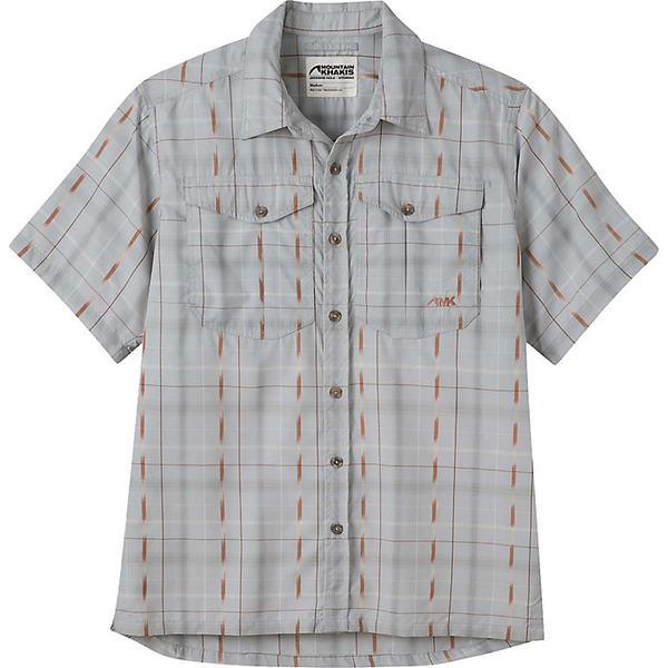 マウンテンカーキス メンズ ハイキング スポーツ Mountain Khakis Men's Equatorial SS Shirt Geyser