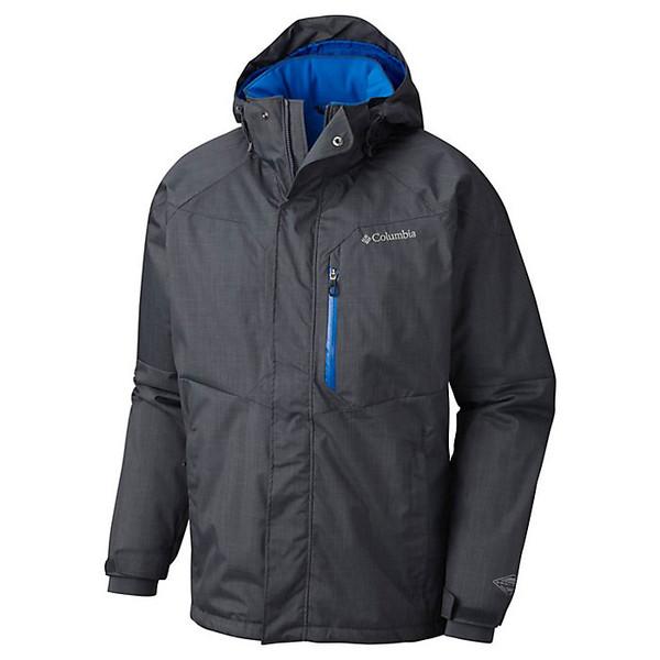 コロンビア メンズ ジャケット&ブルゾン アウター Columbia Men's Alpine Action Jacket Grey