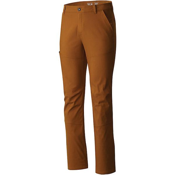 マウンテンハードウェア メンズ カジュアルパンツ ボトムス Mountain Hardwear Men's Hardwear AP Pant Golden Brown