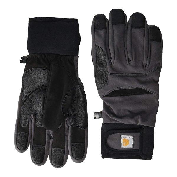 カーハート メンズ アクセサリー 開店記念セール 手袋 Dark 全商品無料サイズ交換 Black Glove Grey 激安価格と即納で通信販売 Chisel