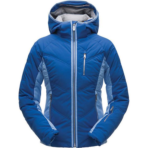 スパイダー レディース ジャケット&ブルゾン アウター Spyder Women's Fleur Jacket Turkish Sea / Blue Ice / Blue Ice