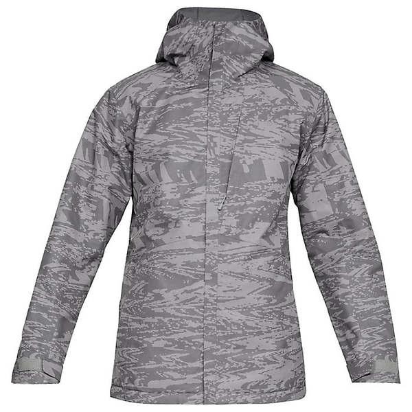 アンダーアーマー メンズ ジャケット&ブルゾン アウター Under Armour Men's Navigate Jacket Steel / Graphite / Graphite