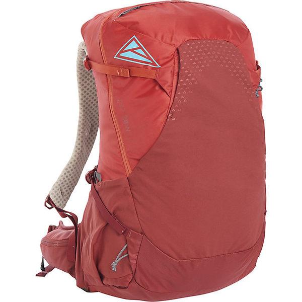 ケルティ レディース バックパック・リュックサック バッグ Kelty Women's ZYP 28L Backpack Red Ochre/Fired Brick