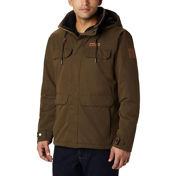 コロンビア メンズ ジャケット&ブルゾン アウター Columbia Men's South Canyon Lined Jacket Olive Green