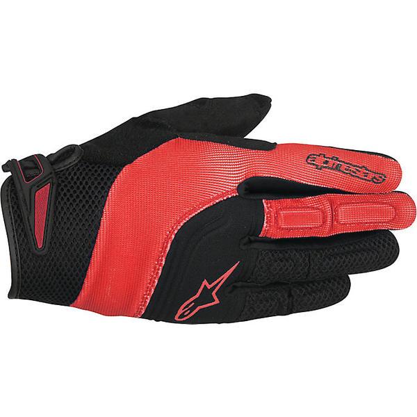 アルパインスターズ メンズ 手袋 アクセサリー Alpine Stars Men's Velocity Glove Spicy Orange / Black