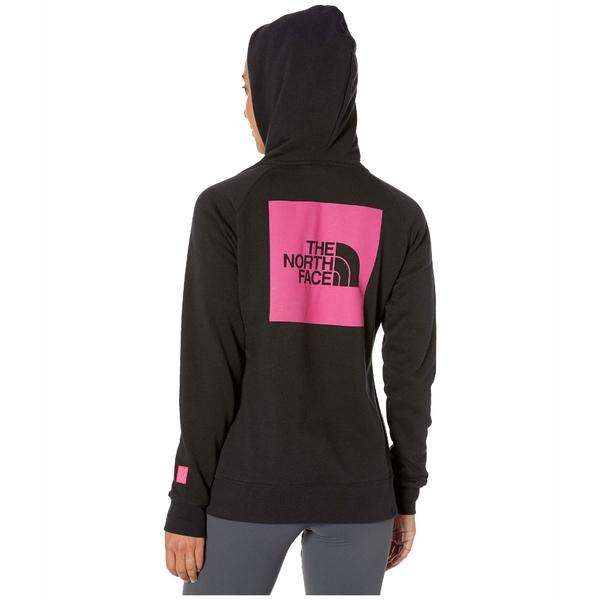 ノースフェイス レディース パーカー・スウェットシャツ アウター Pink Ribbon Pullover Hoodie TNF Black/Raspberry Rose