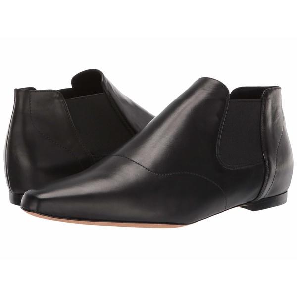 ヴィンス レディース ブーツ&レインブーツ シューズ Camrose Black Foulard Leather