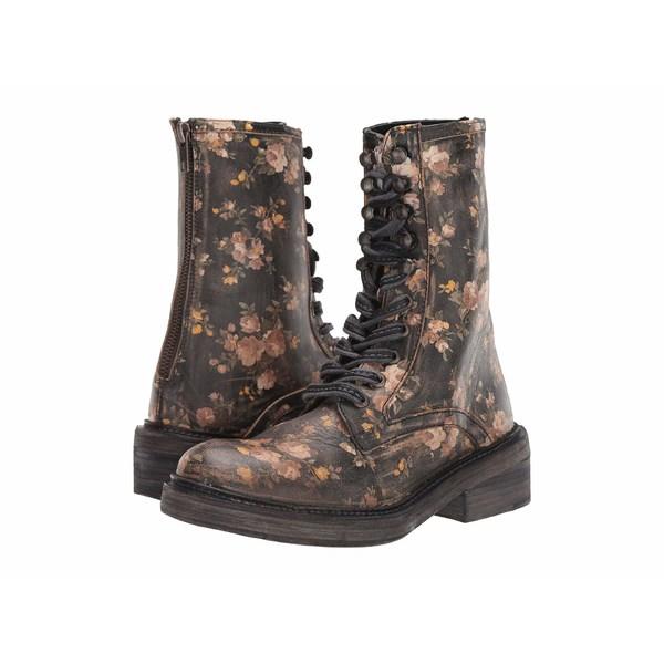 フリーピープル レディース ブーツ&レインブーツ シューズ Santa Fe Lace-Up Boot Black