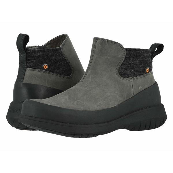 ボグス レディース ブーツ&レインブーツ シューズ Freedom Ankle Boot Gray