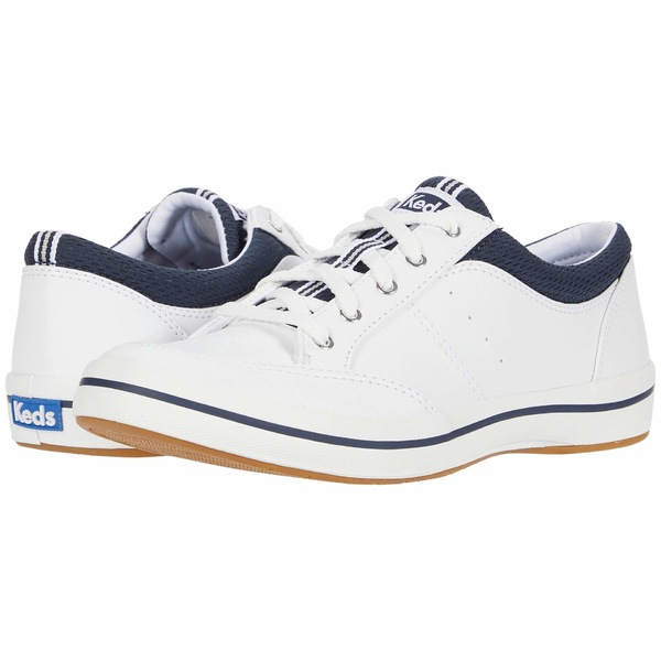 ケッズ レディース スニーカー シューズ Rebel Leather Sneaker White Leather