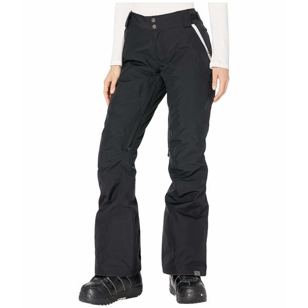 ロキシー レディース カジュアルパンツ ボトムス GORE-TEX 2L Rushmore Snow Pants True Black 2