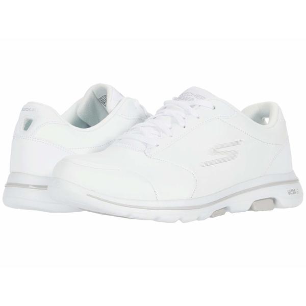 スケッチャーズ レディース スニーカー シューズ Go Walk 5 - Magnific White