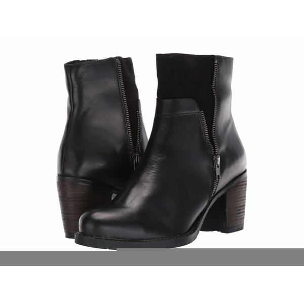 エリックミカエル レディース ブーツ&レインブーツ シューズ Riva Black Leather