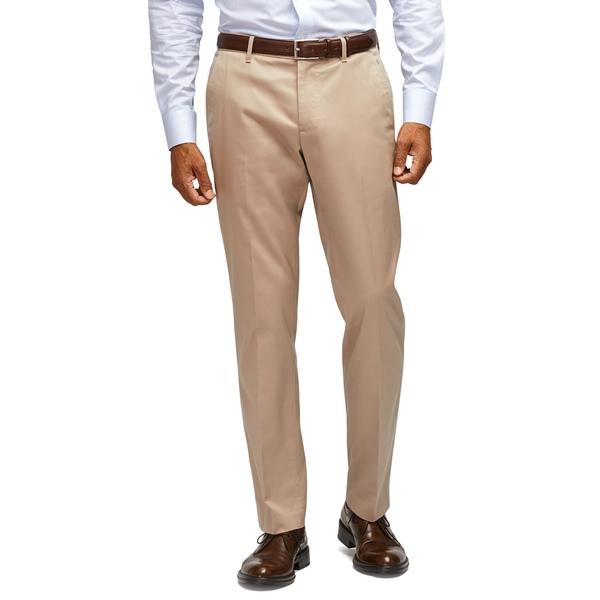 ボノボス メンズ カジュアルパンツ ボトムス Stretch Weekday Warrior Slim Fit Dress Pants Wednesday Tan