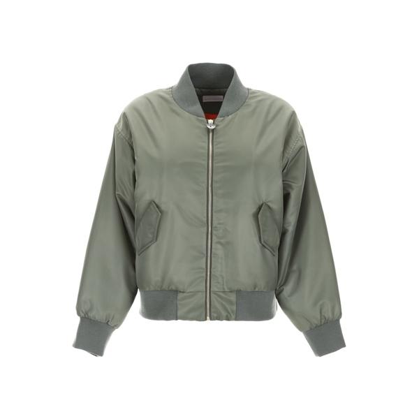 シアラフェラーニ レディース ジャケット&ブルゾン アウター Chiara Ferragni Logomania Bomber Jacket -