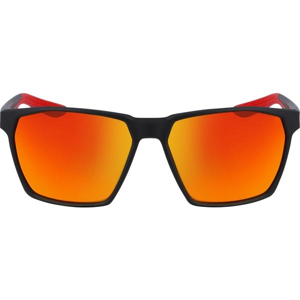 ナイキ メンズ サングラス・アイウェア アクセサリー Nike Maverick Polarized Sunglasses Black/Red