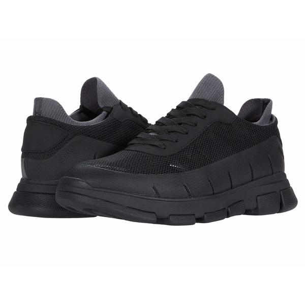 スウィムス メンズ スニーカー シューズ City Hiker Sneaker Black/Black
