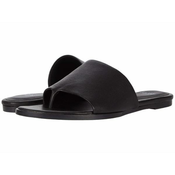エイリーンフィッシャー レディース サンダル シューズ Edge Black Leather 1