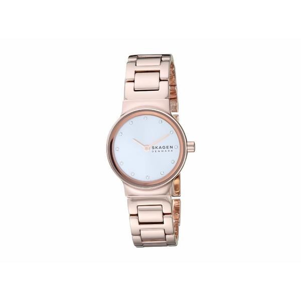 スカーゲン レディース 腕時計 アクセサリー Freja Two-Hand Watch SKW2791 Rose Gold Stainless Steel