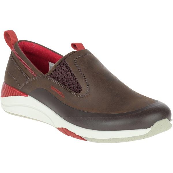 メレル レディース スニーカー シューズ Merrell Women's Applaud Moc Casual Shoes Bracken