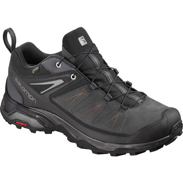 サロモン メンズ ブーツ&レインブーツ シューズ Salomon Men's X Ultra 3 LTR GTX Trail Running Shoes Phantom/Magnet/Shade