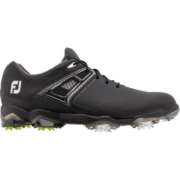 フットジョイ メンズ ゴルフ スポーツ FootJoy Men's Tour X Golf Shoes Black