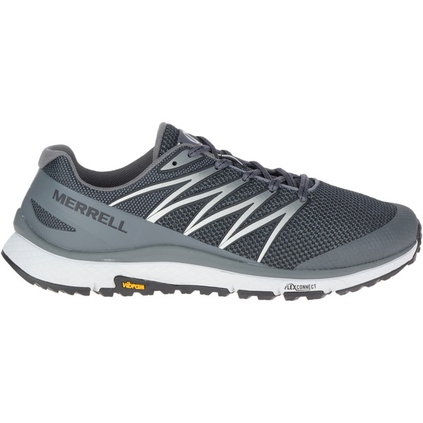 メレル メンズ ランニング スポーツ Merrell Men's Bare Access XTR Trail Running Shoes Grey